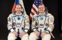 International Space Station Expedition 12 Official Crew Photograph #2